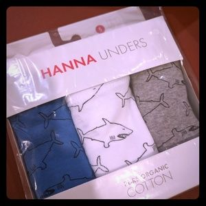 Hanna Andersson Underwear (S Briefs)